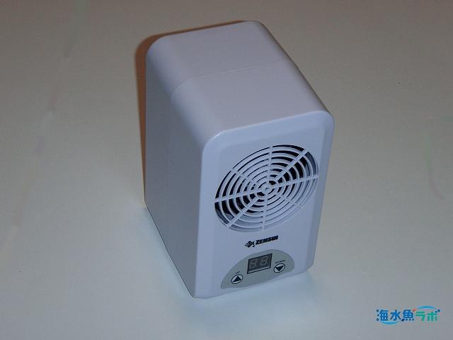 小型水槽用の水温調整アイテム、ゼンスイ「TEGARU」